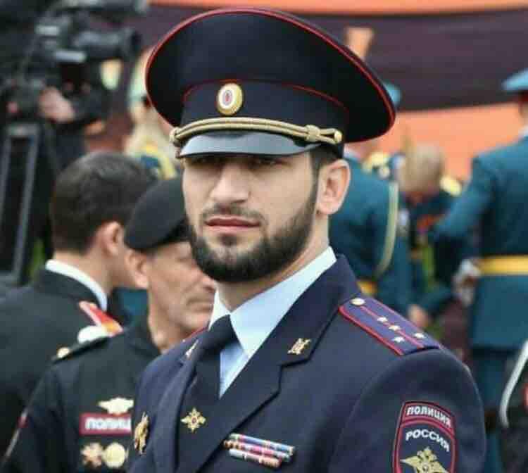 Капитан Чечни.