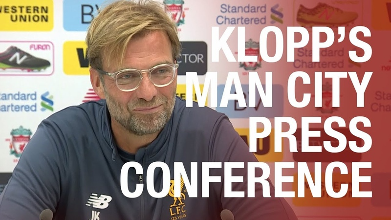 Team news, Coutinho and Keita | Klopp's Man City press conference from Melwood