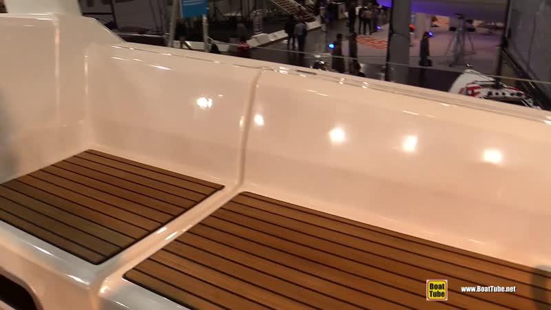 2019 Beneteau Oceanis 35 1 Sail Yacht Deck and Interior Walkaround 2019 Boot Dusseldorf