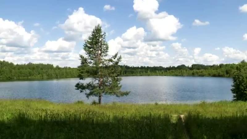 Озеро Светлояр с которым связана легенда г. Китеже Нижегородск Россия