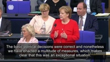AfD asks Merkel When will you step down, after all the damage you have done