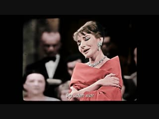 Bellini ''Casta Diva'' (Norma) - Maria Callas (Paris,1958)