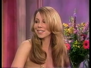 Mariah Carey - My All + Interview (The Rosie O'Donnell Show, 21.11.1997, Нью Йорк)