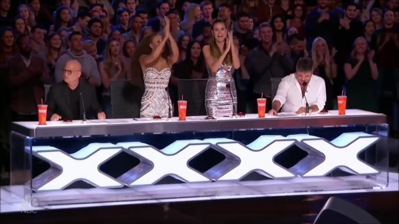 13 Year Old Singing Like a Lion Earns Howies Golden Buzzer Americas Got Talent_HD.mp4