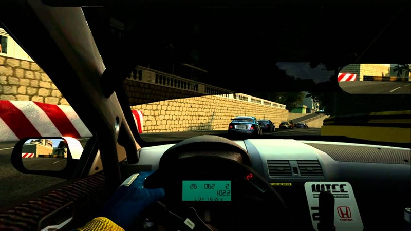 Race Pro (XBox 360, 2009) | FWD Honda Accord (CL) WTCC Touring Racecar on Macau GP Circuit (OnBoard Gameplay).