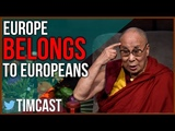 Dalai Lama Sparks Outrage, Says Refugees Should Go Home