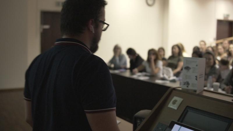 Отчетное видео открытый урок в РЭУ им. Г.В. Плеханова