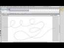 Анимация по траектории. Анимация. Adobe Flash. - VideoForMe - видео уроки
