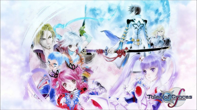I Want to Protect You [ Credits ] HD ~ White Wishes ~ Tales of Graces F