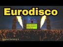 Eurodisco 2015 Юра Шатунов Седая ночь John EuroSound Remix 2015