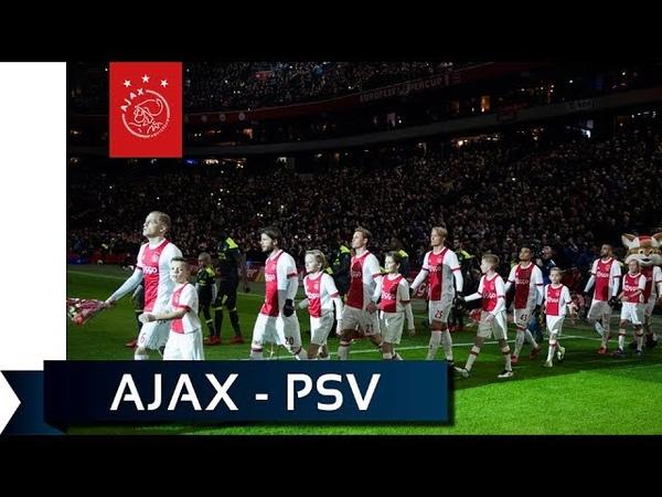 Ajax - PSV: de aftermovie