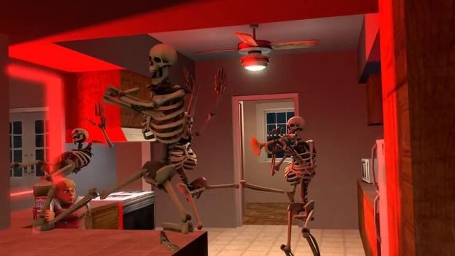 More spooks · coub, коуб