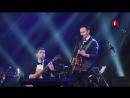 Renārs Kaupers Kaspara Zemīša koncertā Vētra klusumā