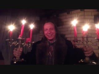 Иван Охлобыстин рекомендует! Новогодняя елка каскадеров Буратин!