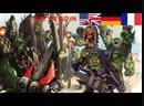 ERE WE GO ! Ork Song Lyrics ENG-FRA-GER-ESP (HMKids) Warhammer 40 000 UNIVERS FR
