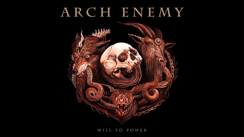 Arch Enemy - A Fight I Must Win [HQ Stream New Song 2017]