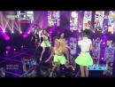 PERF 150719 Sistar Shake It Inkigayo Goodbye Stage