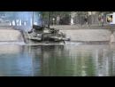 Український Булат вперше за історію існування подолав водні перешкоди з зануренням