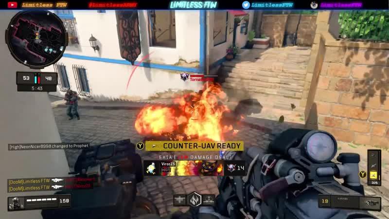 Get Barbequed (9 Kills/18s TDM). Black Ops 4
