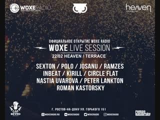 22/02 WoxeRadio Opening @Heaven Mixology Bar