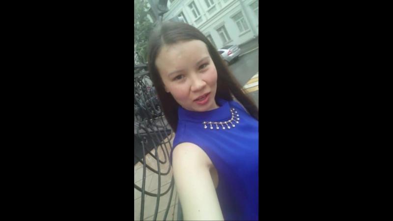Альзинова Алиса Закончила Казанский музыкальный колледж им. И.В.Аухадеева