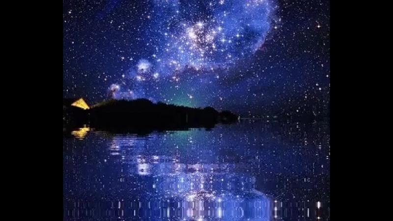 небосвод на озере