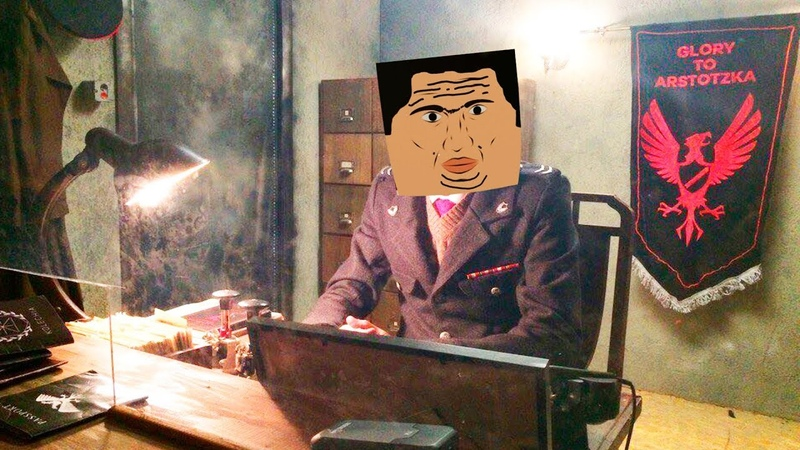 PAPERS PLEASE ► Paint the Town Red ОБЗОР КАРТ