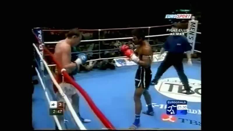 Буакав против Василий Шиш 2005