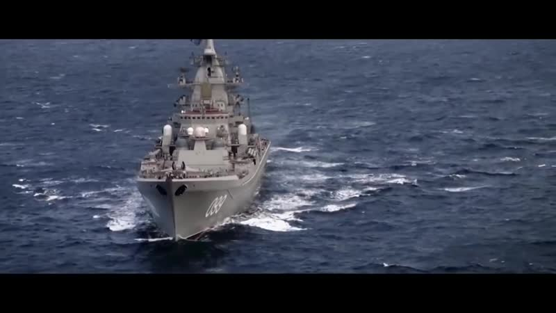 Атомный крейсер Пётр Великий - Kirov-class battlecruiser Pyotr Velikiy (HD)