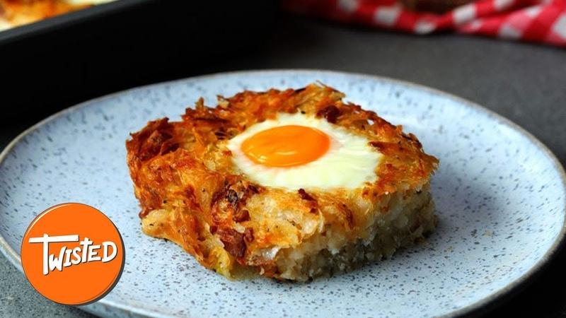 Sheet Pan Breakfast Bake Recipe | Sheet Pan Recipes | Brunch Ideas