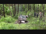 Rainforest dense forest OFFROAD FILM _ NIVA 3D  PROTO  BOMBA  Jeep Grand Cherokee 4,7 V8