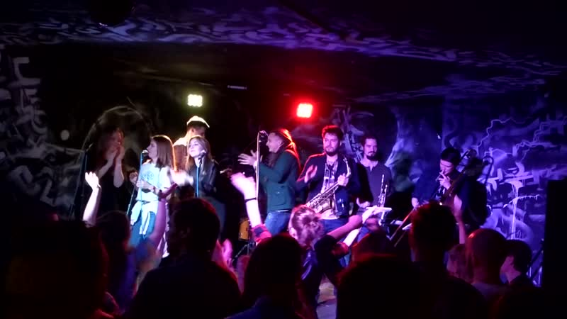 EKB BOB MARLEY TRIBUTE BAND Get Up Stand Up live in Syndrome Bar