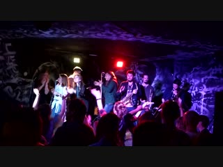 EKB BOB MARLEY TRIBUTE BAND - Get Up Stand Up (live in Syndrome Bar)