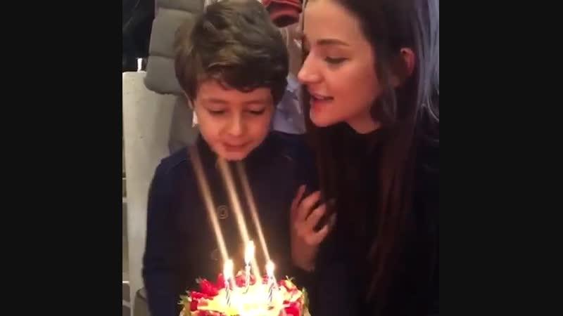 Поздравление Ирем Хельваджиоглу с днем рождения