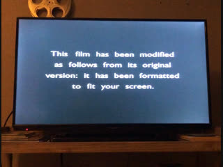 Opening to Ace Ventura: Pet Detective 1997 DVD