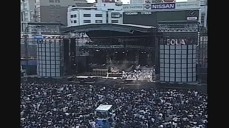 Bon Jovi Yokohama Stadium Japan 19.05.1996