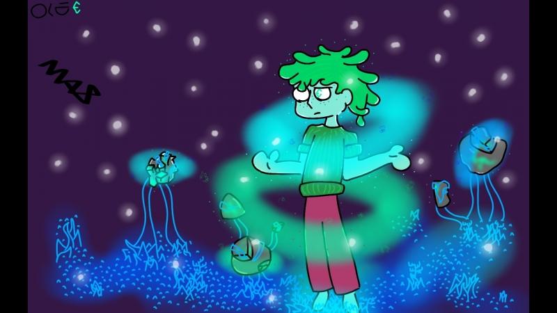 Как я рисовал oloE