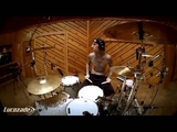 Tinie Tempah - 'Simply Unstoppable - YES REMIX' - Travis Barker recording session