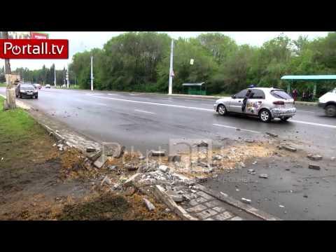 Район ВВАУШ в Луганске подвергся минометному обстрелу