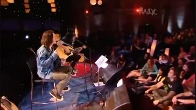 Civil War - Slash Myles Kennedy - Rare Acoustic - MAX Sessions 2010 - Best Qua