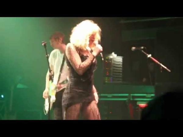 Courtney Love - Gold Dust Woman @ O2 Shepherds Bush Empire (12052014)
