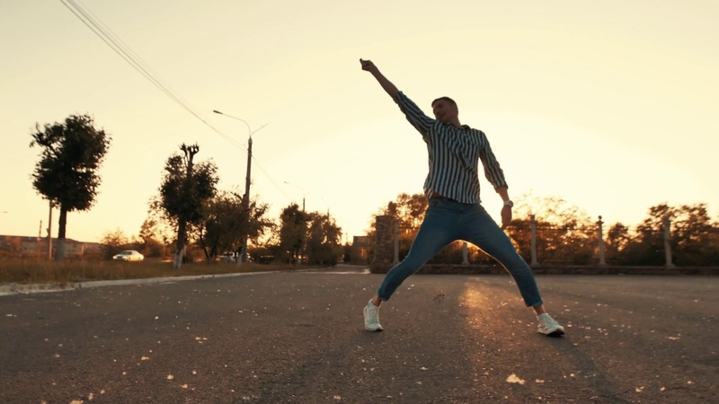 Танец Дмитрий Богаченко Просто вдохнуть