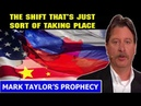 Mark Taylor Update 07/21/2018 — THE SHIFT THAT'S JUST SORT OF TAKING PLACE — Mark Taylor Prophecy