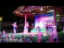 Ruenthai ресторан тайской кухни гипнотизирующий сабайный тайский танец