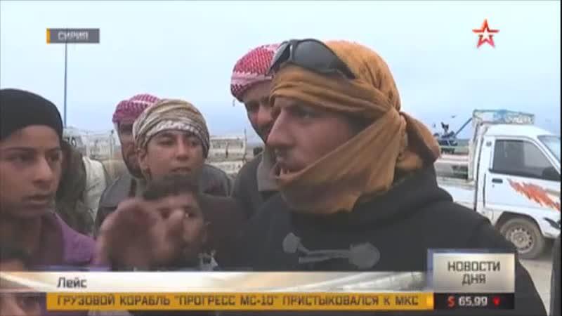 Более 21 тысячи беженцев воспользовались пунктом пропуска в сирийской провинции Дейр-эз-Зор
