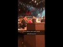 August 3: Fan taken video of Justin at the Hillsong conference in Brooklyn, New York earlier today.