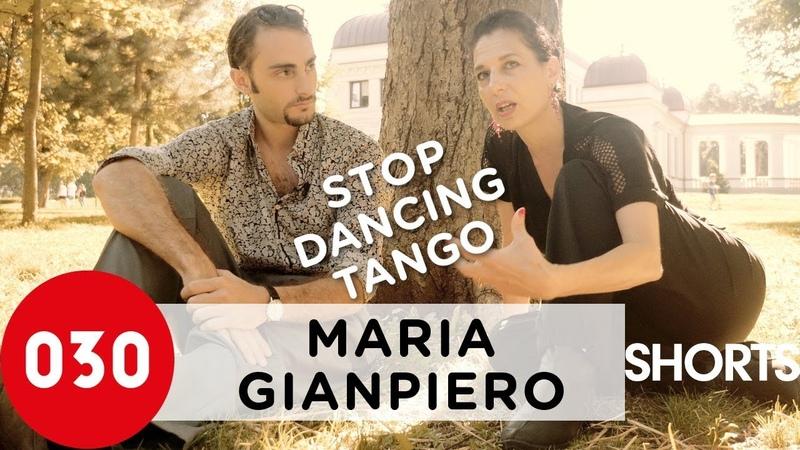 030tango Short – Maria and Gianpiero – Stop dancing?