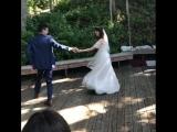 Свадьба Брайана и Амелии