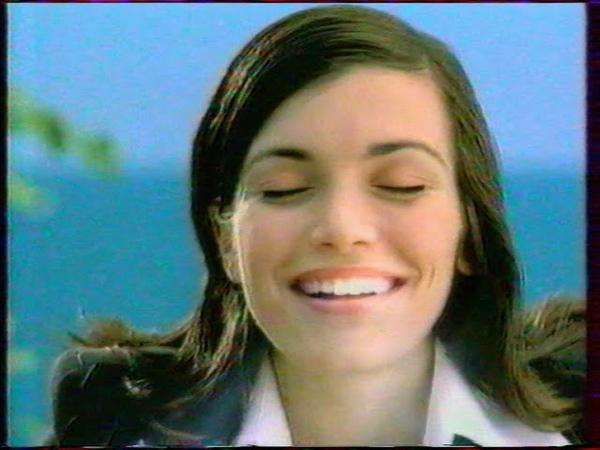 Рекламный блок НТВ Беларусь май 2004 2