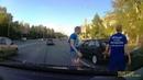 Драка на дороге в Челябинске